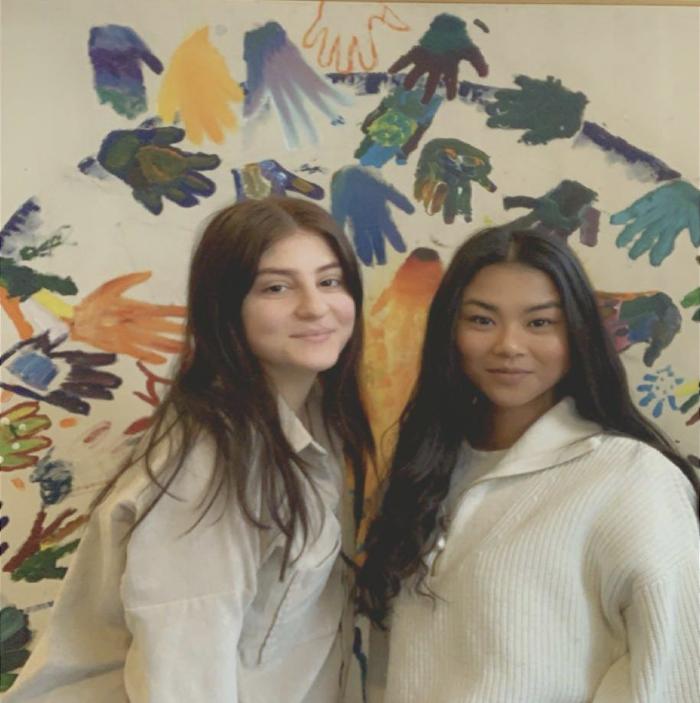 Gihan en Kayla