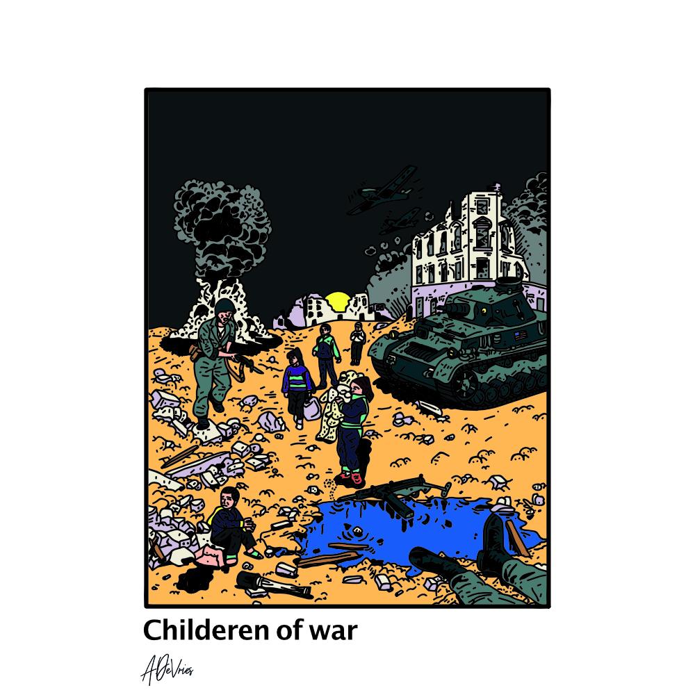 Childeren of war